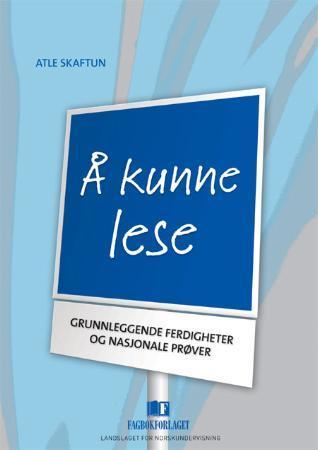 Bilde av Å Kunne Lese