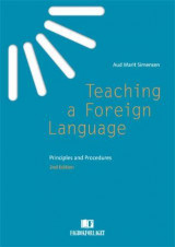 Omslag - Teaching a foreign language