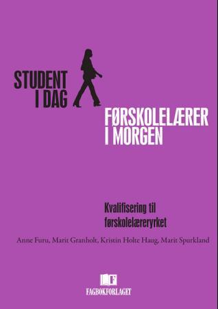Bilde av Student I Dag - Førskolelærer I Morgen