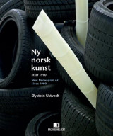Omslag - Ny norsk kunst = New Norwegian art since 1990
