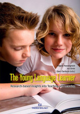 Omslag - The young language learner