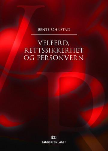 Bilde av Velferd, Rettssikkerhet Og Personvern