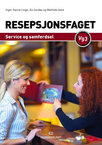 Resepsjonsfaget vg3 Mathilde Aarø {TYPE#Heftet}