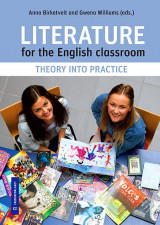 Omslag - Literature for the English classroom