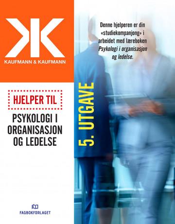 Bilde av Hjelper Til Psykologi I Organisasjon Og Ledelse