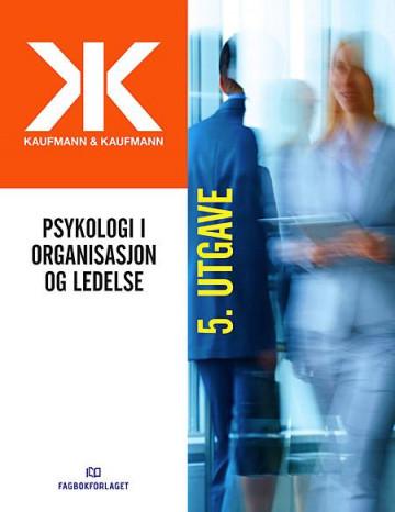 Bilde av Psykologi I Organisasjon Og Ledelse
