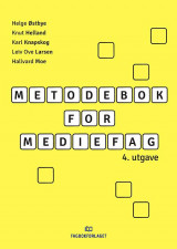 Omslag - Metodebok for mediefag