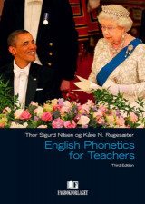 Omslag - English phonetics for teachers