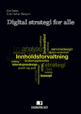 Omslag - Digital strategi for alle