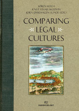 Omslag - Comparing legal cultures