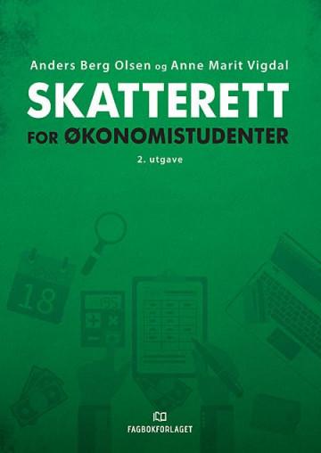 Bilde av Skatterett For økonomistudenter
