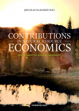 Omslag - Contributions in natural resource economics