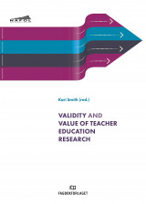 Omslag - Validity and value of teacher education research