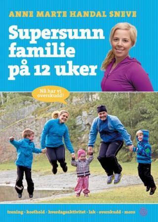 Bilde av Supersunn Familie På 12 Uker