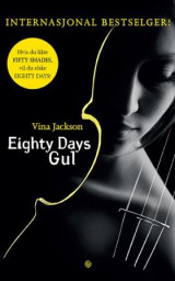 Omslag - Eighty days gul