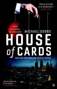 House of cards av Michael Dobbs (Ebok)