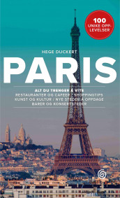 Paris av Hege Duckert (Ebok)