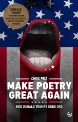 Omslag - Make poetry great again