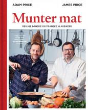 Munter mat av Adam Price og James Price (Innbundet)