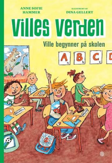 Bilde av Ville Begynner På Skolen