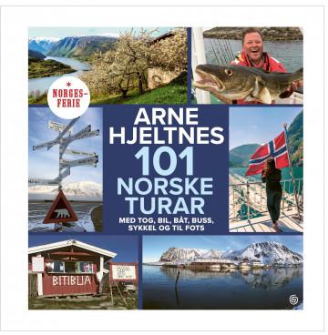 Bilde av 101 Norske Turar