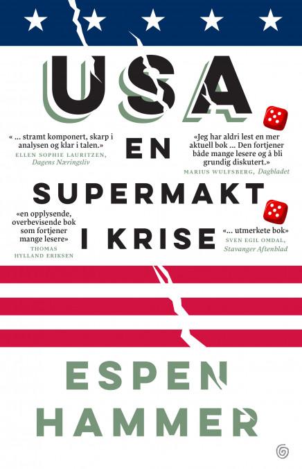 En supermakt i krise av Espen Hammer (Innbundet)