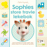 Omslag - Sophies store travle lekebok