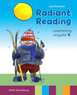 Omslag - Radiant reading
