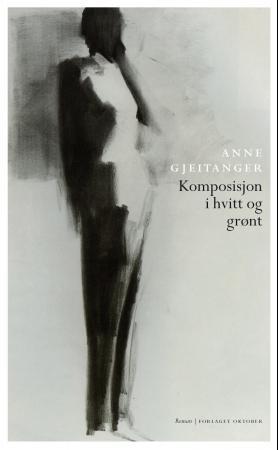 Bilde av Komposisjon I Hvitt Og Grønt