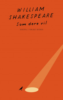 Som dere vil av William Shakespeare (Ebok)