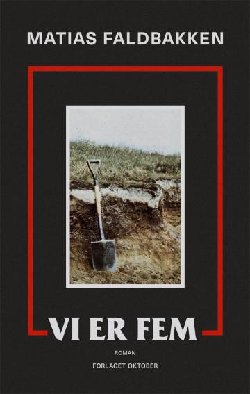 Bilde av bokomslaget til 'Vi er fem'