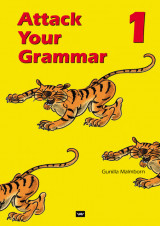 Omslag - Attack Your Grammar 1