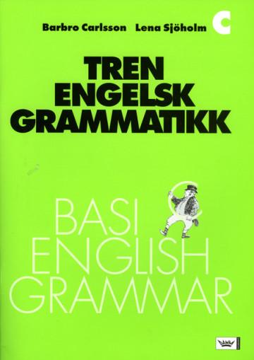Bilde av Tren Engelsk Grammatikk C