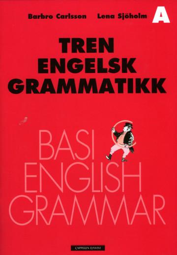 Bilde av Tren Engelsk Grammatikk A