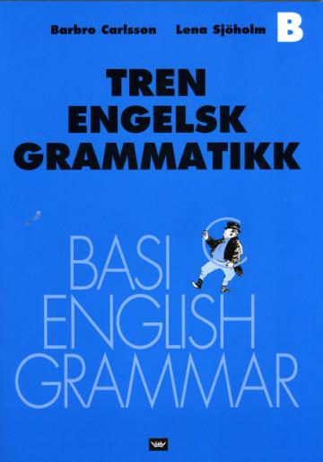 Bilde av Tren Engelsk Grammatikk B