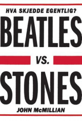 Omslag - Beatles vs. Stones