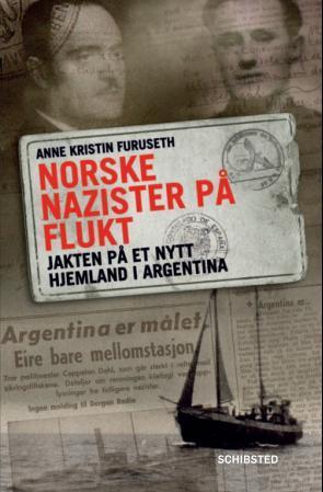 Bilde av Norske Nazister På Flukt