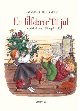 En lillebror til jul Lena Steimler {TYPE#Innbundet}