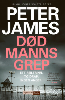 Død manns grep av Peter James (Ebok)