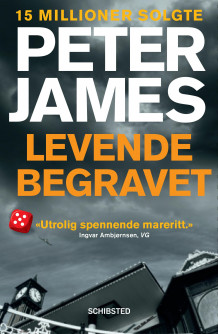 Levende begravet av Peter James (Ebok)