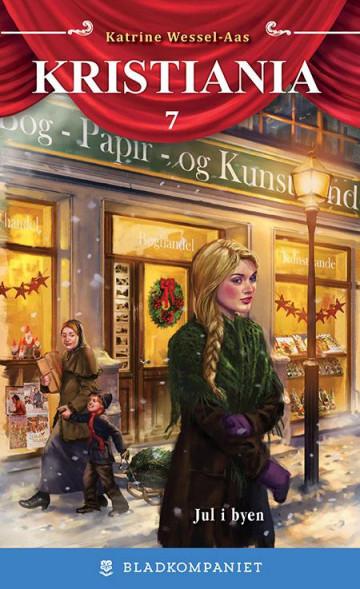 Jul i byen Katrine Wessel-Aas {TYPE#Heftet}