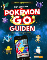 Omslag - Den ultimate Pokémon Go!-guiden