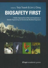 Omslag - Biosafety first