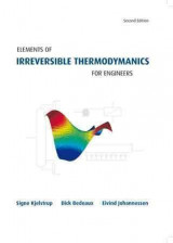 Omslag - Elements of irreversible thermodynamics for engineers