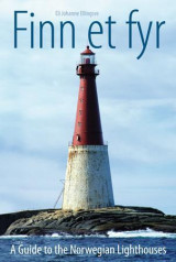 Omslag - Finn et fyr = A guide to the Norwegian lighthouses