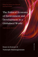 Omslag - The political economy of environment and development in a globalised world