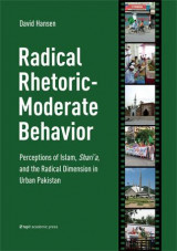 Omslag - Radical rhetoric-moderate behavior