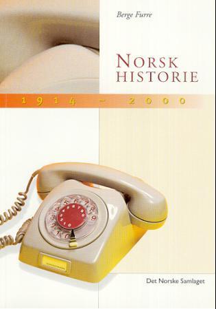 Bilde av Norsk Historie 1914-2000