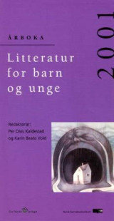 Omslag - Litteratur for barn og unge 2001