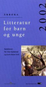 Omslag - Litteratur for barn og unge 2002